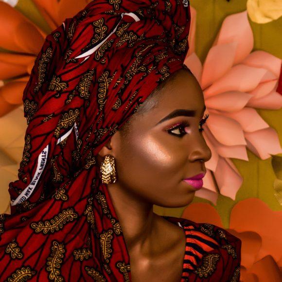 Afro style: el turbante africano