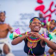 Danzas tradicionales africanas